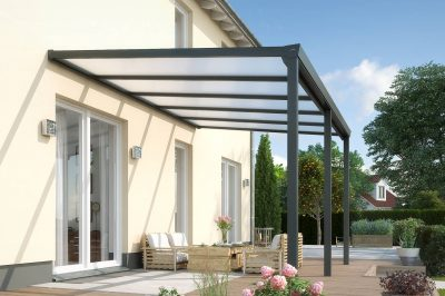 Easy Edition Veranda with Polycarbonate