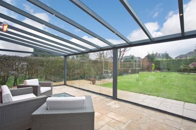Expert Edition Veranda with Glass