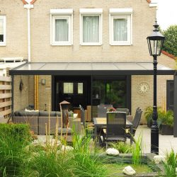 Expert Edition Veranda with Polycarbonate