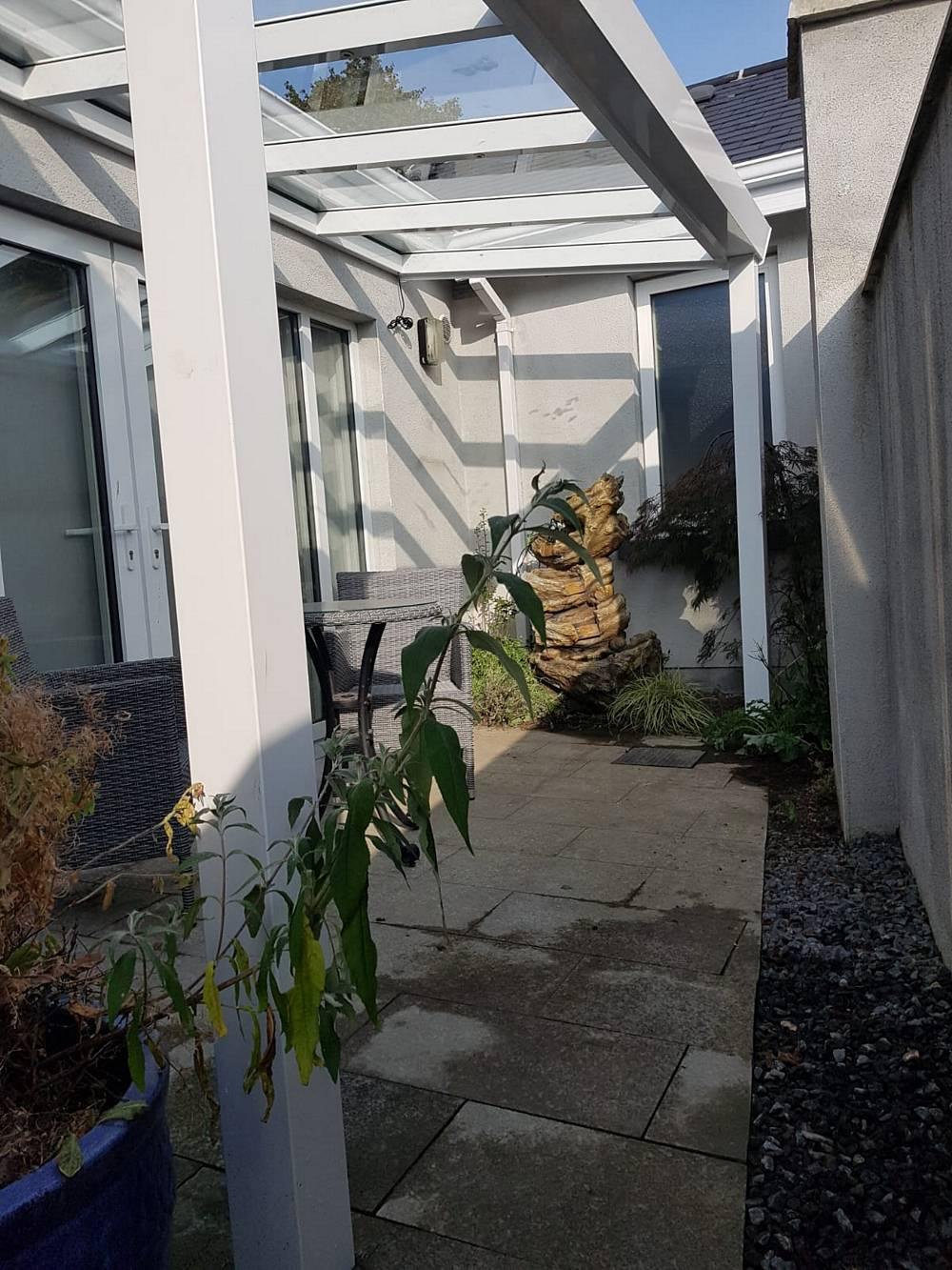 Veranda Installation in Dublin