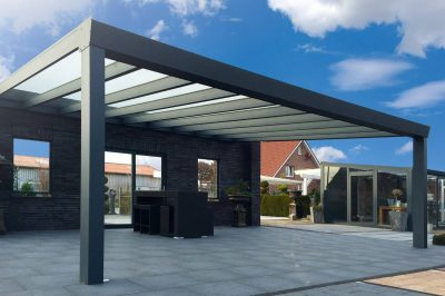 Superior Edition Veranda with Polycarbonate