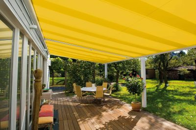 Under-roof Sun Awning