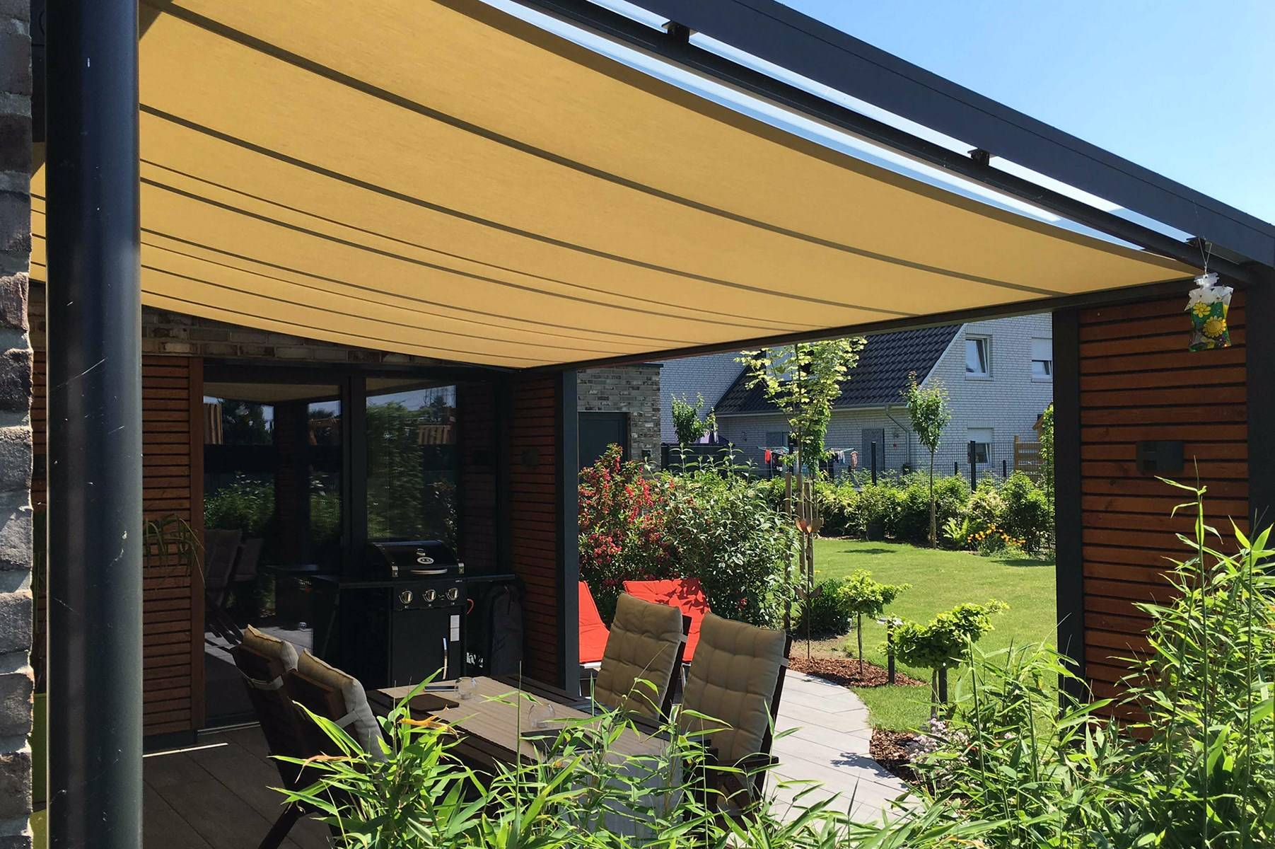 Under Roof Sun Awnings From Roomoutdoors Ireland