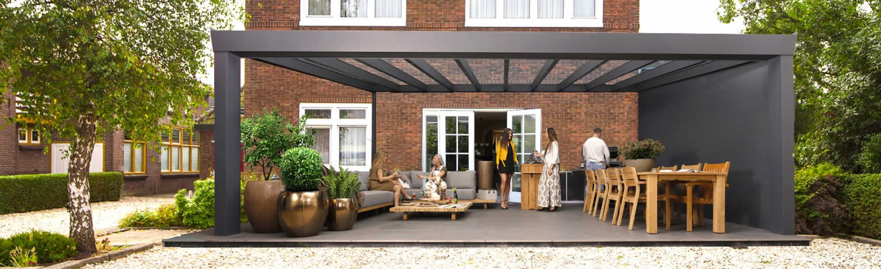 Verandas Ireland - RoomOutdoors